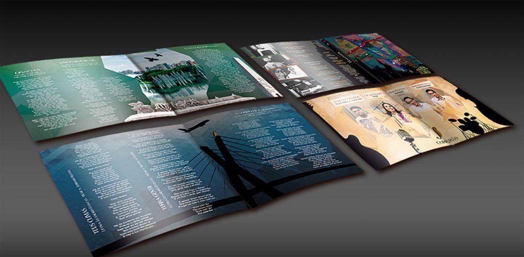 Encarte do CD