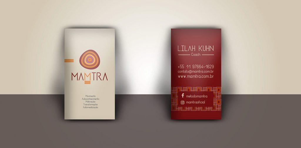 MAMTRA - Cartão de Visita